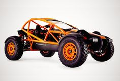 The Ariel Nomad Is A Dune Buggy On Steroids