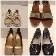 For sale on eBay: Anne Klein, Stuart Weitzman, Candies Vintage & much more. Go to store: Fashion Boutique 29. Thank you.