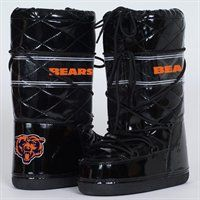 Cuce Shoes Chicago Bears Ladies Admirer Boots