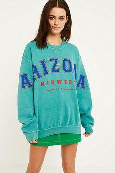 UO Arizona Overdyed Sweatshirt