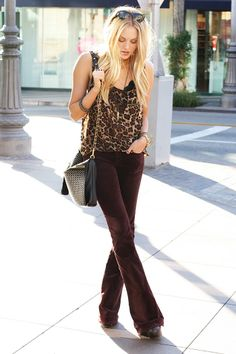 Shea Marie from Cheyenne meets Chanel wearing Citizens of Humanity jeans
