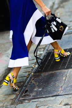 The Best, Worst, and Craziest Street-Style Bags From Fashion Month -- The Cut