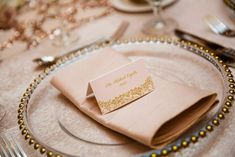 Glass beaded charger plate ☑️ Elegant napkin fold ☑️ Crisp and clean placecard ☑️ All the details to make it perfect ☑️ . Wedding Designs, Wedding Styles, Chair Cover Rentals, Field Wedding, Napkin Folding, Charger Plates, Fine Linens, Weddingideas, Crisp
