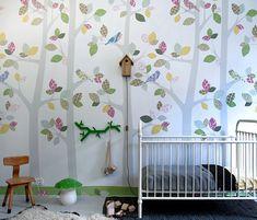 Lovely Market - News - Papier peint coloré chambre d'enfant