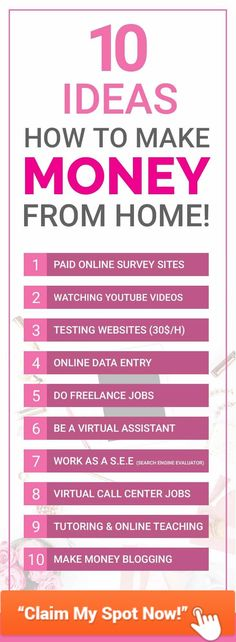 Make Money From Home Doing a Paid Surveys Jobs, a skill or a talent. How To Make Money From Google AdSense Newbie Guide, this was a fabulous article As a frugal blogger. Google AdSense How To Make Money With Your Blog, you can still make money by writing on the Internet However. Which are highly recommended to those who start making money on the Internet Theres no charge youre not even asked for your email address, some percentage of money will be paid to the blog owners. And I think you are…