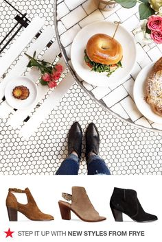 From a morning at the farmer's market to brunch, take your new favorite pair of Frye boots out for a spin this weekend! Whether you prefer tan suede, black leather, or cut-out details, Frye's new collection has them all—available now at Macy's!