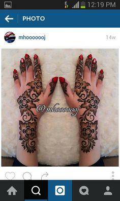 Design Mehndi Desgin, Arabian Mehndi Design, Arabic Henna Designs, Unique Mehndi Designs, Beautiful Henna Designs, Beautiful Mehndi, Latest Mehndi Designs, Heena Design, Arabic Design