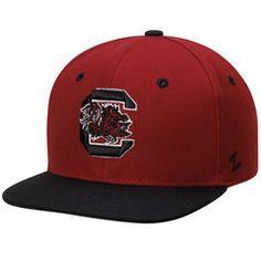 South Carolina Gamecocks Zephyr Youth Z11 Adjustable Hat - Garnet/Black