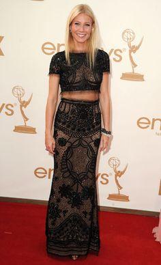 Best Red Carpet Dresses - Iconic Celebrity Red Carpet Dresses - Harper's BAZAAR pucci 2011 emmys