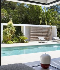 """I have something of a major obsession happening with small but chic rectangular pools. Naturally, I have spent a fair share of time dreaming about how to make this happen in real life. I'm not entirely sure this is even a remote possibility, but for now, I am attempting to figure out how it might … Continue reading """"Poolside // Dream Home"""""""