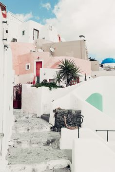Weekend in Santorini | Aspyn Ovard