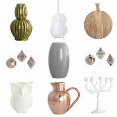 favourite pieces using natural elements