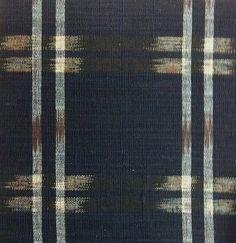ikat | indigo | Japan