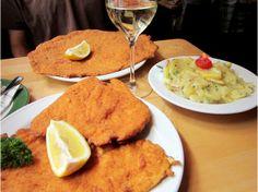 Zum Figlmuller -best schnitzel in Austria