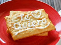 Sweet Morning Love Notes with Toaster Strudel® - QueRicaVida.com