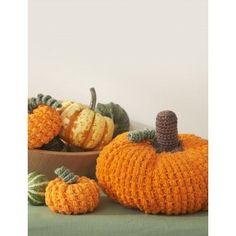 Pumpkins- Free Pattern