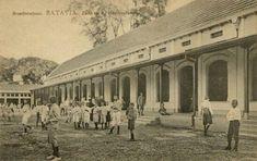 Broederschool te  Batavia. 1900