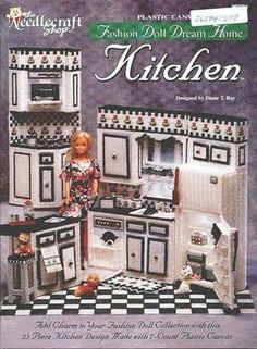 Barbie Kitchen - site has all charts free