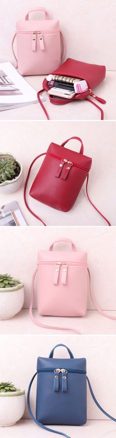 Women Stylish 5.5inch Phone Bag /Shoulder Bag /Crossbody Bag