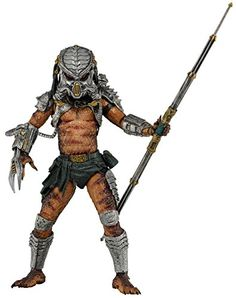 The 13th series of our longest running figure collection is an homage to the classic Kenner Expanded Universe Predators of the early 1990s!