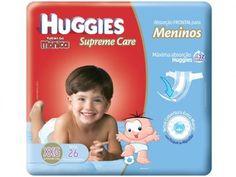 Fraldas Huggies Turma da Mônica - Supreme Care Meninos Tam XXG 26 Unidades com as melhores condições você encontra no Magazine Raimundogarcia. Confira!