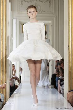 delphine manivet spring 2013 | #weddings