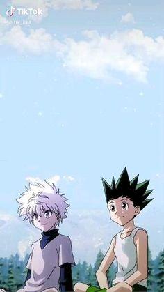 Gon Anime, Otaku Anime, Manga Anime, Killua, Hunter Anime, Hunter X Hunter, Live Wallpapers, Animes Wallpapers, Anime Films
