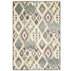 Salma Area Rug 340x243, 475€, now featured on Fab.