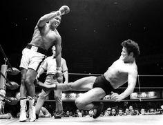 Antonio Inoki VS Muhammad Ali