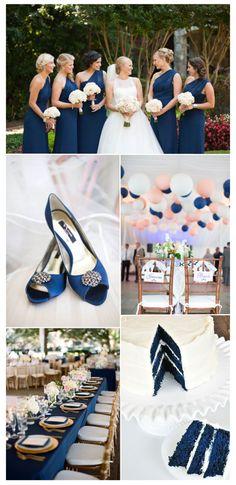Jakie kolory będą królować na ślubie w sezonie 2016? Trendy w kolorach ślubnych…