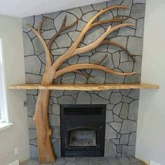 7 Exciting Cool Ideas: Shiplap Fireplace With Bookshelves fixer upper fireplace shelves.Corner Fireplace And Mantels freestanding fireplace gas.Tv Over Fireplace Dimensions. Fireplace Garden, Home Fireplace, Fireplace Remodel, Fireplace Design, Bathroom Fireplace, Fireplace Candles, Fireplace Makeovers, Craftsman Fireplace, Cottage Fireplace