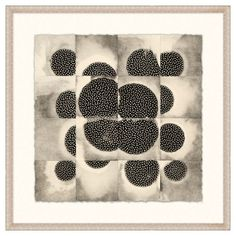 Galilean Moons II - Mixed Media - Art - Art & Mirrors | One Kings Lane