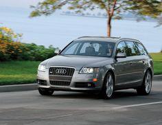 A6 Avant Audi Characteristics Autotras