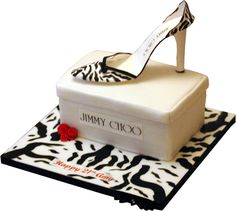 583623679e68 Jimmy Choo shoe cake Beautiful Cake Pictures