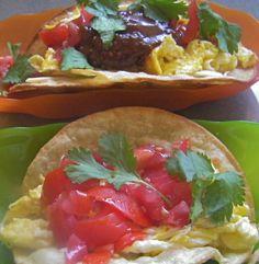 Tacos make vegetables exciting. Tomatillo Salsa makes them exotic. www.good2eat4U.com