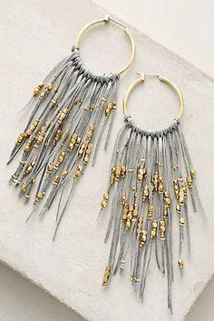 Lavina Hoop Earrings