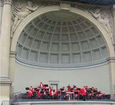 Golden Gate Park Band #sanfrancisco