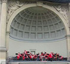 Golden Gate Park Band-Has been playing free public concert on Sunday in GGP continuously since Sept 1882 #music