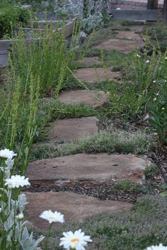 This crazy trick will make your concrete look like flagstone in one day!