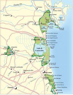 Comacchio e il Delta del Po. Un'idea settembrina   Repubblica Viaggi
