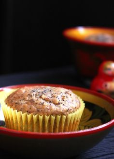 muffins russes Tofu, Vegan Recipes, Vegan Food, Macarons, Biscuits, Anna, Gluten, Vegetarian, Vegetarische Rezepte