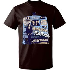 JB Big Blues Bus - Red Rocks Concert Tee