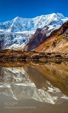 Popular on 500px : 米堆冰川 by 136b4e8034b0ab72951d1d27aabaf6042