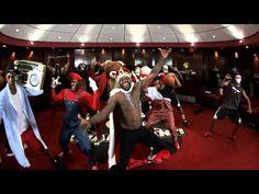 Harlem Shake: Miami Heat Edition