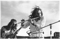 My favorite flutist, Ian Anderson of Jethro Tull