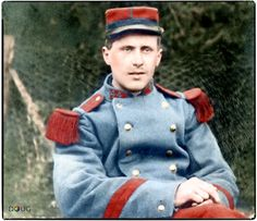 """""""The First to Fall"""": 117 Cpl Jules Andre Peugeot, 6e Compagnie, 2e Bataillon, 44e RI. 2nd August 1914."""