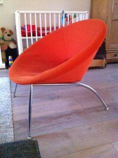 Twee retro rotan rohe noordwolde stoelen for Kuipstoel fauteuil
