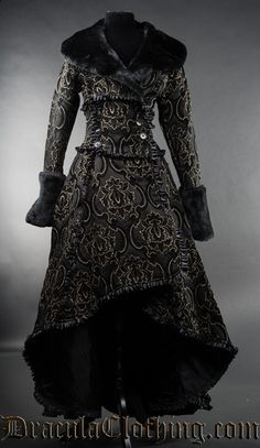Evil Queen Coat - Coats And Jackets - Ladies Clothing