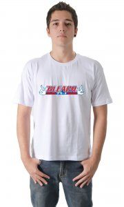 Camiseta Ilustrada: Camisetas Bleach