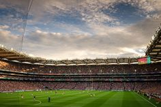 Kilkenny and Tipperary contest the replay of the 2014 All-Ireland Hurling Final at Croke Park. Image by Florian Christoph / CC BY Croke Park, Replay, Lonely Planet, 2 In, Dublin, Summer Fun, Planets, Ireland, Travel Tips